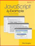 JavaScript by Example, Quigley, Ellie, 0137054890