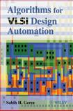 Algorithms for VLSI Design Automation, Gerez, Sabih H., 0471984892