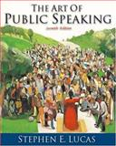 The Art of Public Speaking, PowerWeb and Topic Finder 9780072384895