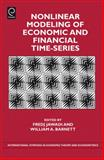 Nonlinear Modeling of Economic and Financial Time-Series, Jawadi, Fredj, 0857244892