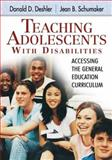 Teaching Adolescents with Disabilities : Accessing the General Education Curriculum, , 1412914892