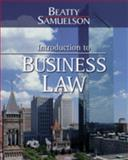 Introduction to Business Law : Preliminary Ediiton, Beatty, Jeffrey F. and Samuelson, Susan S., 0324374895