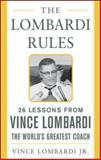 The Lombardi Rules, Vince Lombardi, 0071444890