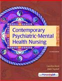 Contemporary Psychiatric-Mental Health Nursing, Kneisl, Carol Ren and Trigoboff, Eileen, 013243489X