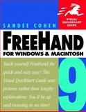 FreeHand 9 for Windows and Macintosh, Cohen, Sandee, 0201354896