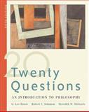 Twenty Questions 5th Edition