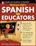 Spanish for Educators, Jose Diaz and María F. Nadel, 0071464905