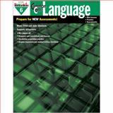 Common Core Practice Language Grade 6 : Common Core Practice, Newmark Learning, LLC, 1478804904