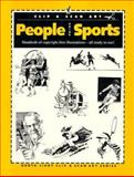 People Doing Sports, North Light Books Staff and Clip and Scan Staff, 089134490X