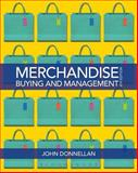 Merchandise Buying and Management, Donnellan, John, 1609014901