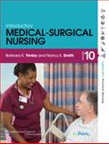 Timby 10e Med-Surg Text and PrepU Plus Fundamentals Text and PrepU Package, Timby, Barbara K., 1469804905