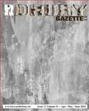 The DRURY GAZETTE: Issue 2, Volume 8 -- April / May / June 2013, Gary Drury Gazette, 1491034904