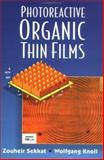 Photoreactive Organic Thin Films, , 0126354901