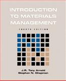 Introduction to Materials Management 9780130144904