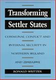 Transforming Settler States 9780520064904