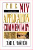 NIV Application Commentary 1 Corinthians, Craig L. Blomberg, 0310484901