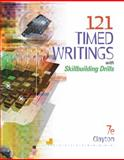 121 Timed Writings with Skillbuilding Drills, Clayton, Dean, 0538974907