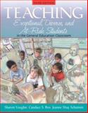 Teaching Exceptional, Diverse, and at-Risk Students in the General Education Classroom, MyLabSchool Edition, Vaughn, Sharon and Bos, Candace S., 0205464904