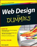 Web Design for Dummies, Lisa Lopuck, 1118004906