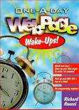 One-a-Day Web Page Wake-Ups!, Raucci, Richard, 156276490X