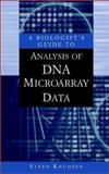A Biologist's Guide to Analysis of DNA Microarray Data, Knudsen, Steen, 0471224901