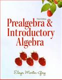 Prealgebra and Introductory Algebra, Martin-Gay, Elayn, 0321644905