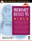 Microsoft Office for Windows 95 Bible, Jones, Edward and Sutton, Derek, 1568844905