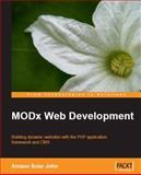 MODx Web Development, John, Antano, 1847194907