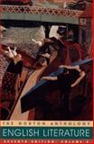 The Norton Anthology of English Literature, Abrams, M. H., 039397491X