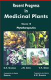 Recent Progress in Medicinal Plants : Phytotherapeutics, Sharma, S. K., 0976184915