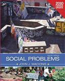 Social Problems, Census Update, Macionis, John J., 0205164919