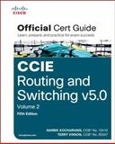 Cisco CCIE Routing and Switching v5.0, Kocharians, Narbik and Paluch, Peter, 1587144913