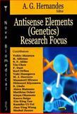Antisense Elements (Genetics) Research Focus, Kaoru Saigo, Matthias Ocker, Akira Matsuno, Yuki Hasegawa, Xin-Xing Tan, Jian-Ying Wang, Kinya Okamoto, Yin Chen, M. J. Herrero, Kumiko Ui-Tei, S. F. Alino, Masanori Hirano, S. Lledo, Karl Drlica, R. Alfonso, F. Dasi, Yukio Akaneya, Hidenori Kiyosawa, 1600214916