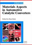 Materials Aspects in Automotive Catalytic Converters, , 3527304916
