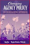 Changing Agency Policy 9780321054913