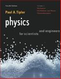 Mechanics, Oscillations and Waves, Thermodynamics Vol. 1, Chapters 1-21, Tipler, Paul A., 1572594918
