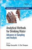 Analytical Methods for Drinking Water : Advances in Sampling and Analysis, , 0470094915