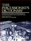 The Percussionist's Dictionary, Joseph Adato, 0769234917