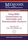 Yang-Mills Connections on Orientable and Nonorientable Surfaces, Nan-Kuo Ho and Chiu-Chu Melissa Liu, 0821844911