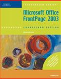 Microsoft Frontpage 2003, Illustrated Complete, CourseCard Edition, Evans, Jessica, 1423904915