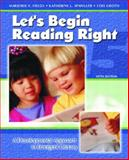 Let's Begin Reading Right : A Developmental Approach to Emergent Literacy, Fields, Marjorie Vannoy and Spangler, Katherine, 0130494917