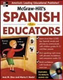McGraw-Hill's Spanish for Educators, Nadel, María F. and Diaz, Jose M., 0071464913