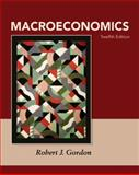 Macroeconomics, Gordon, Robert J., 0138014914