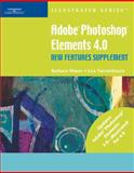 Adobe Photoshop Elements 4. 0 New Features, Waxer, Barbara M. and Tannenbaum, Lisa, 1423904923
