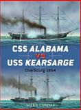 CSS Alabama vs USS Kearsarge, Mark Lardas, 1849084920