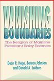 Vanishing Boundaries 9780664254926