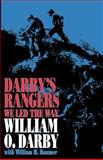 Darby's Rangers, William O. Darby and William H. Baumer, 0891414924
