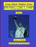 Statue of Liberty Cross Stitch Pattern, Brenda Gerace and Chuck Michels, 1495474925