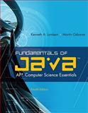 Fundamentals of Java 9780538744928