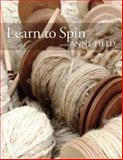 Learn to Spin with Anne Field, Anne Field, 1570764921